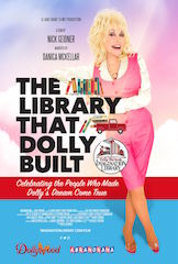 TThe documentary The Library That Dolly Built was supposed to run in more than 330 cinemas on April 2