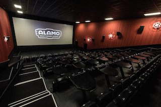Building theatres in existing buildings creates unique challenges to a design that meets Alamo's high standards.