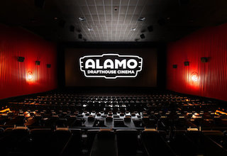 Mark Louis, Alamo Drafthouse Cinemas director of presentation, is currently overseeing the opening of seven new Alamo theatres across the United States.