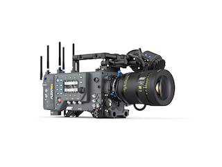 Arri today unveiled the Alexa LF camera, which is based on a large-format 4K version of the Alexa sensor.