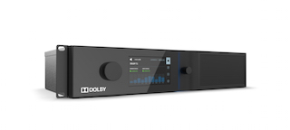 The Dolby CP950 cinema processor