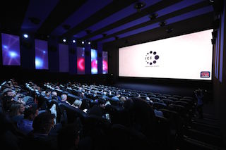 French multiplex company CGR Cinemas has announced that the first ICE Theatre in the United States will be debuting this fall at Regal L.A. Live: A Barco Innovation Center in downtown Los Angeles.