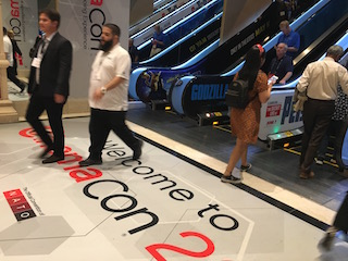 One trend at this year's CinemaCon, which wrapped up last week, was the continuing rise of premium large format theatres. Another trend was the almost comical trashing of Netflix.