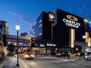 Cineplex today announced the expansion of immersive theatre formats 4DX and ScreenX in locations across Canada.