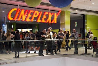Cineplexx Kinobetriebe is installing the company's first MediaMation MX4D Motion EFX Theatre, making it the first such installation in Austria.