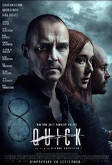 Film editor Rickard Krantz was part of the creative team that worked on the movie The Perfect Patient (Swedish title: Quick), which was nominated for Sweden's prestigious Guldbagge award for editing.