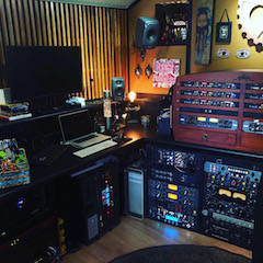 """Green Street Studios has expanded to a full service audio production facility,"" said King."