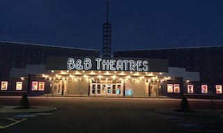 B&B Theatres has opened its eighth MX4D theatre system in Wylie, Texas, a growing Northeast suburb of Dallas.