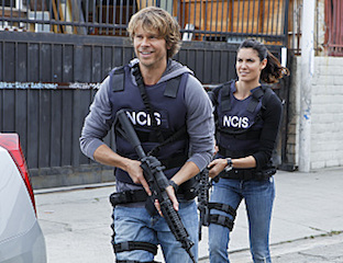 DFT has averaged 250-400 effects per show over the ten years of NCIS: Los Angeles.