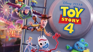 Beginning today, movie fans nationwide can get ready for Disney and Pixar's Toy Story 4 with all new games from Shuffle, Noovie's movie trivia mobile game from National CineMedia.