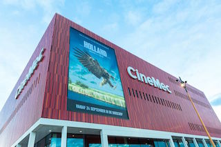 Pathé Utrecht Leidsche Rijn, the Netherlands, is the 700th auditorium to install CJ 4DPlex's 4DX immersive seating technology.