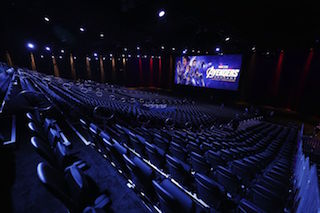 At the world premiere of the Avengers: Endgame on April 22 at the Los Angeles Convention Center. Premiere guests enjoyed a stunning presentation of the film in Dolby Vision and Dolby Atmos sound using QSC loudspeakers, amplifiers, and signal processing featuring Q-SYS in a custom-built movie theater.