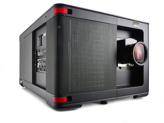 The Barco Series 4 laser projection platform