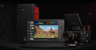 The Red R3D SDK and accompanying RedCine-X Pro software