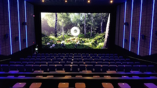 To date the Onyx screen has outperformed Star Cinema Grill's other screens by two to one.