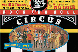 Screenvision Media will present screenings of the iconic 1968 concert film The Rolling Stones Rock and Roll Circus in select theatres.