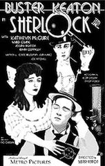 Buster Keaton's masterpiece Sherlock Jr. is 45 minutes long.