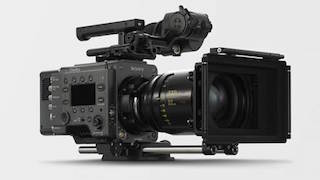 Sony's next-generation CineAlta motion picture camera Venice begins shipping to customers this month.