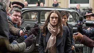 Boasting an impressive cast including Keira Knightley, Ralph Fiennes and Matt Smith, and captured by cinematographer Florian Hoffmeister BSC, the political thriller Official Secrets was directed by Gavin Hood, and produced by Ged Doherty, Elizabeth Fowler, and Melissa Zuo.