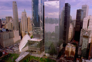 Robinson plans to continue shooting time-lapse at the site until the completion of the final tower at 2 World Trade Center a few years from now.