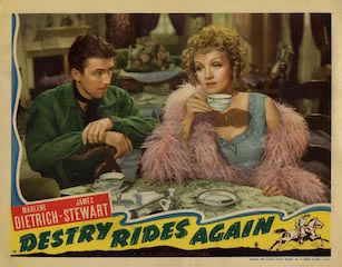 Universal Pictures and The Film Foundation have announced a multi-year partnership to restore a handpicked selection of the studios' classic titles, including Destry Rides Again.