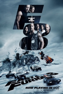 The Fate of the Furious is the most watched 4DX film of 2017.