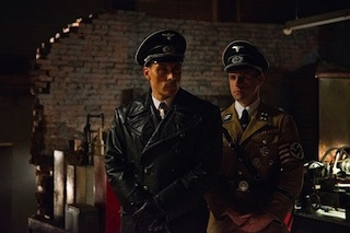 The Man in the High Castle imagines a Nazi victory in World War II.