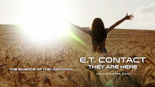 AlphaDogs handled post for the new documentary film ET Contact: They Are Here.