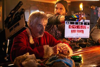 The Bad Santa 2 filmmakers wanted it to have a darker look than most comedies.