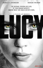Lucy is among the first films to be shown at Arena Cinemas in Barco Auro 11.1 sound.