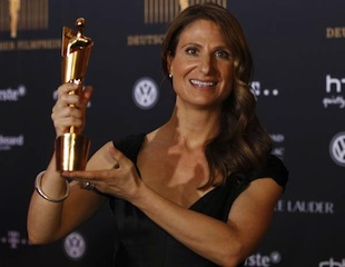 Cinematographer Anna Foerster won the German Film Award for Anonymous