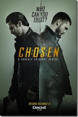 Chosen is the most successful series on Sony's Crackle TV network.
