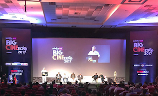Christie is the exclusive projection partner of Big Cine Expo 2017.