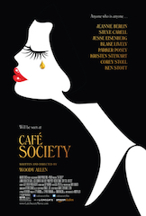 Woody Allen's Cafe Society will screen at Cine Gear Expo.