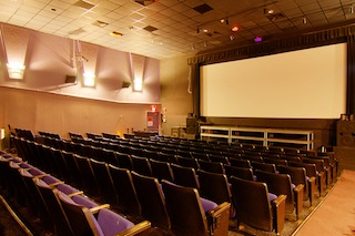 One of the Cinema Arts Centre's three digital theatres.
