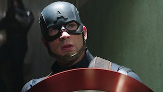 One advantage on Captain America is the solid workflow that Marvel has developed over the course of a dozen feature films.