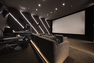 Cognition has completed construction of a 4K digital intermediate theatre.