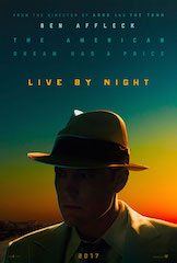 Live by Night is one of four new titles being released in Dolby Cinema.