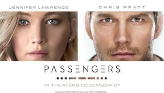 Passengers will be released in Dolby Cinema on December 21.