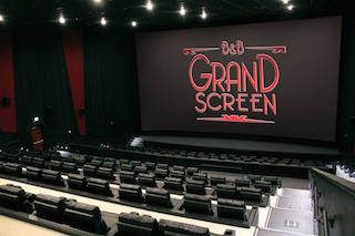 B&B Theatres is upgrading the sound in all its locations.