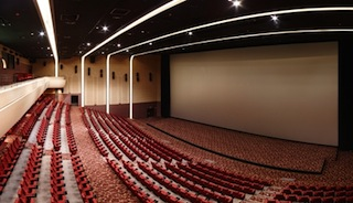 The Lotte Cinema World Tower is the largest multiplex in Asia with 21 theater auditoriums.