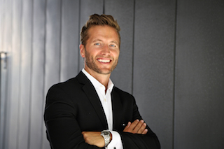 Will Palmer, Movio CEO and co-founder