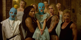 MTI Film colorist provided final post services for three new videos directed by Phillip R. Lopez, including a release from Russian punk band Pussy Riot.