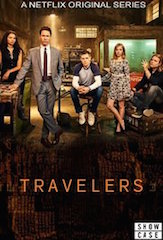 The Netflix original series Travelers is being released in 4K UHD.