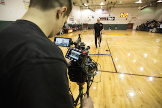 Malka Media of Hoboken, New Jersey is currently shooting a documentary series for release online about Jersey City, New Jersey's St. Anthony High School.