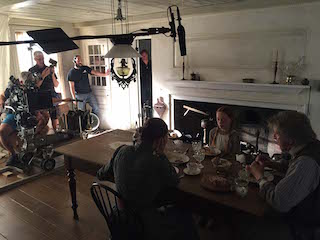 Cinematographer Bobby Shore, CSC shot Anne with an E with Panasonic VariCam 35 cinema cameras.