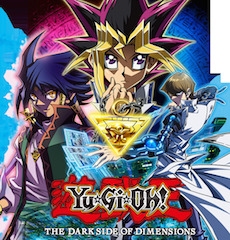 Screenvision is distributing Yu-Gi-Oh! The Dark Side of Dimensions.