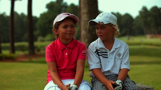 The Short Game follows nine young golfers from around the world.