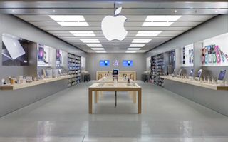 Apple turned around it's business by opening Apple stores.