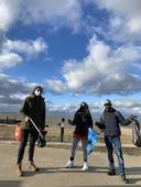 Arts Alliance Media, the global leader in digital cinema software and support services, has launched Operation Beach Clean, an initiative designed to reduce environmental waste by removing litter from Britain's beaches.